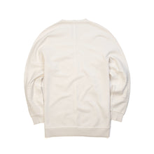 Load image into Gallery viewer, maharishi Boro Crew Sweat White
