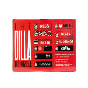 The Dilla Turnable by Pay Jay