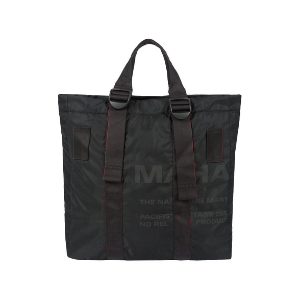 maharishi | Militype Tote Bag Black