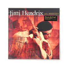 將圖像加載到畫廊查看器中Jimi Hendrix - Live at Woodstock 3-LP - Concrete