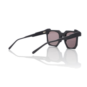 KUBORAUM Sunglasses & Case K2 50-24 BB Smoke