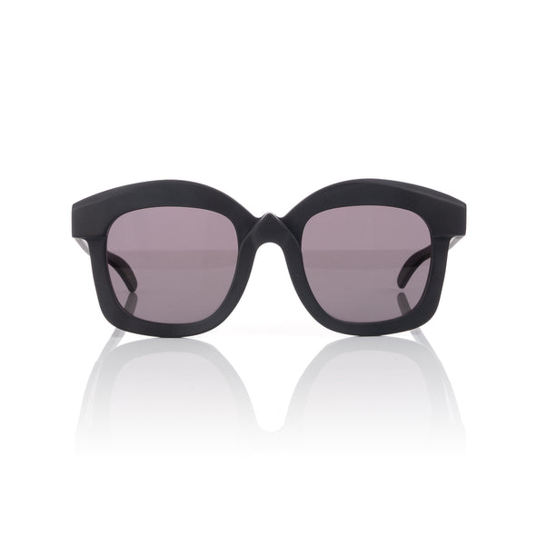KUBORAUM | Sunglasses & Case K7 50-22 BM 2gray - Concrete