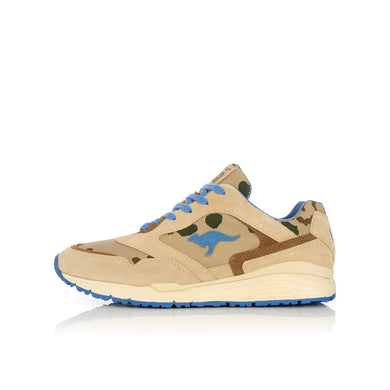 KangaROOS | Ultimate 'Veteran 2' 'MIG' Beige / Blue - Concrete