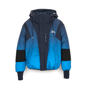 Kappa Kontroll Jacket Inside Out Blue Navy