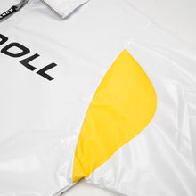 Load image into Gallery viewer, Kappa Kontroll Light Windbreaker Jacket White - Concrete