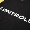 Kappa Kontroll Omini T-Shirt Black / Yellow-Lemon