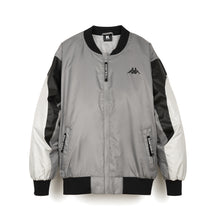 Load image into Gallery viewer, Kappa Kontroll Bomber Black / Grey - Concrete