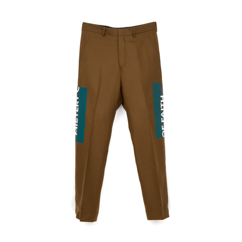 Danilo Paura 'Edison' Mystery Of Faith Pants Camel