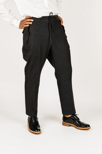 Haversack | Trousers 461721A-04 - Concrete