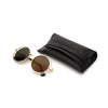 KUBORAUM Sunglasses & Case H10 52-22 GD Gold