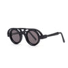 KUBORAUM Sunglasses & Case T10 42-27 BM Gray
