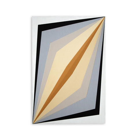 Guido Winkler One of the endless possibilities of seeing a particular rectangle a little different XIV Art Painting