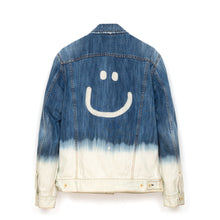 Afbeelding in Gallery-weergave laden, LC23 2 Colori Denim Jacket Blue/White