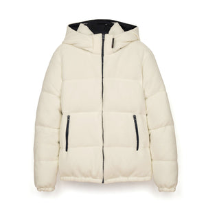 LC23 Polartec Reversible Down Jacket White
