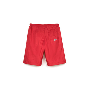 LC23 Nylon Shorts Red