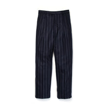 Load image into Gallery viewer, LC23 | Gessato Trousers Navy - Concrete