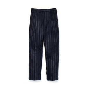 LC23 | Gessato Trousers Navy - Concrete