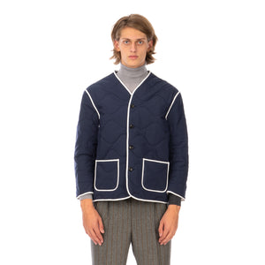 LC23 | Liner Jacket Navy - Concrete