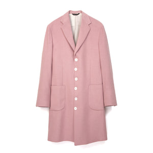 LC23 | Multibutton Coat Pink - Concrete