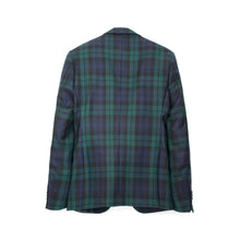 Load image into Gallery viewer, LC23 | Tartan Blazer - Concrete