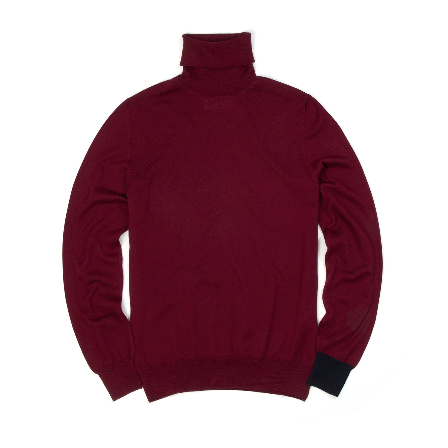 LC23 Turtle Neck Sweater