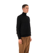 Load image into Gallery viewer, LC23 Turtleneck Sweater Black