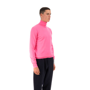 LC23 Turtleneck Sweater Pink