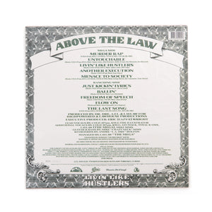 Above The Law | Livin' Like Hustlers LP