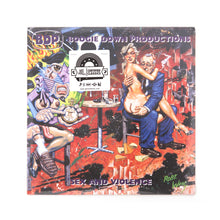 將圖像加載到畫廊查看器中Boogie Down Productions - Sex & Violence 2-LP