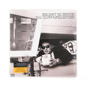 Beastie Boys - III Communication 2-LP - Concrete