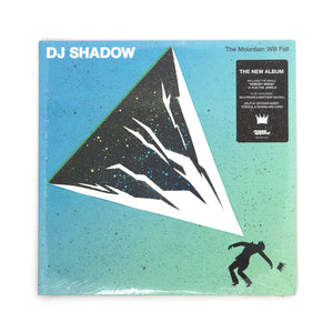 Dj Shadow - Mountain Will Fall 2-LP - Concrete