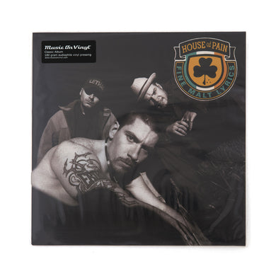House Of Pain - Fine Malt Lyrics -Hq- LP - Concrete