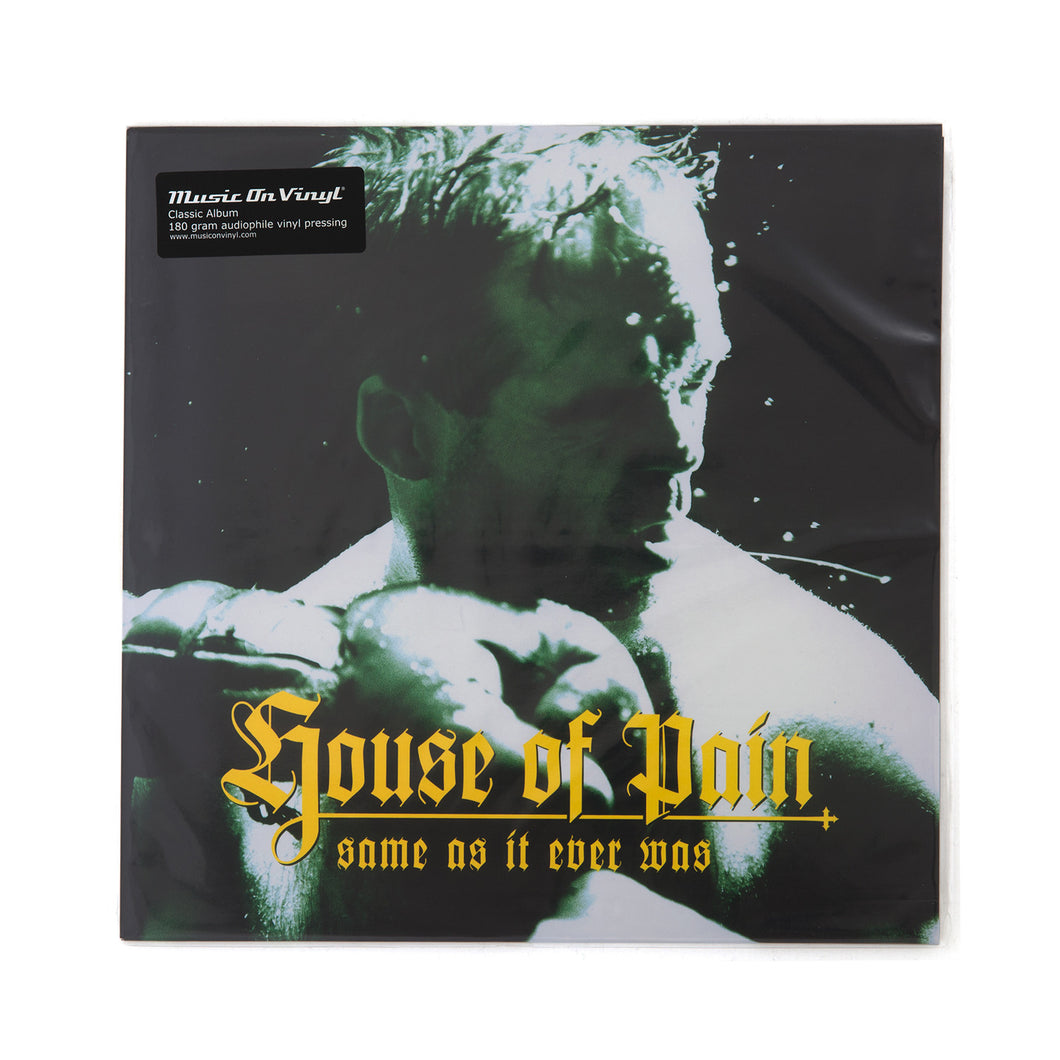 House Of Pain - Same As It Ever Was -Hq- LP - Concrete