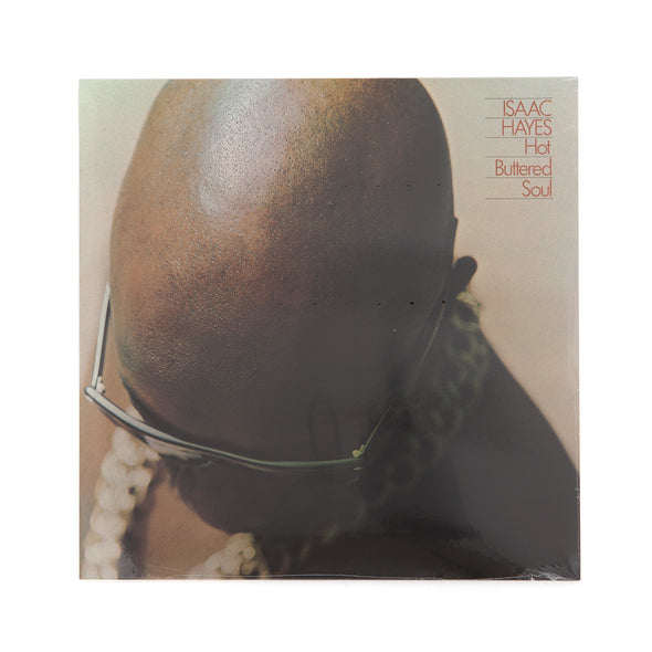 Isaac Hayes - Hot Buttered Soul LP - Concrete