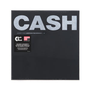 Johnny Cash - American Recording Box 7-LP - Concrete