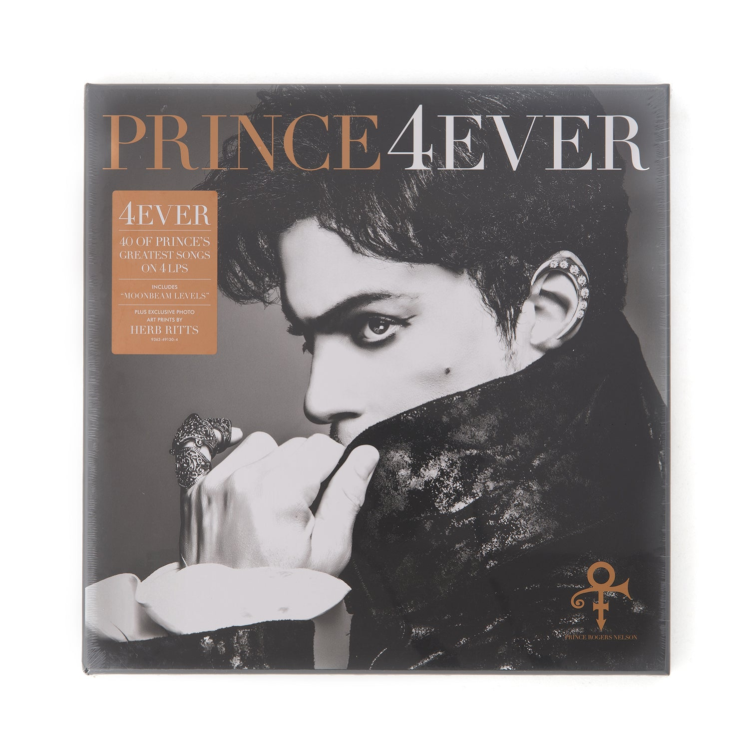 Prince - 4ever -Box Set- 4-LP