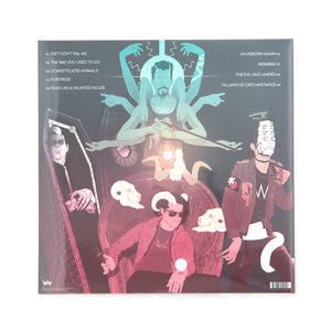 Queen Of The Stone Age - Villains -Etched- 2-LP