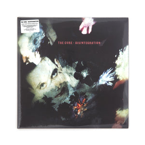 Cure - Disintegration 2-LP - Concrete