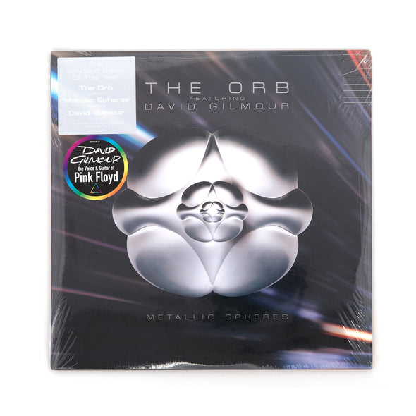 The Orb feat. David Gilmour - Metallic Spheres 2-LP