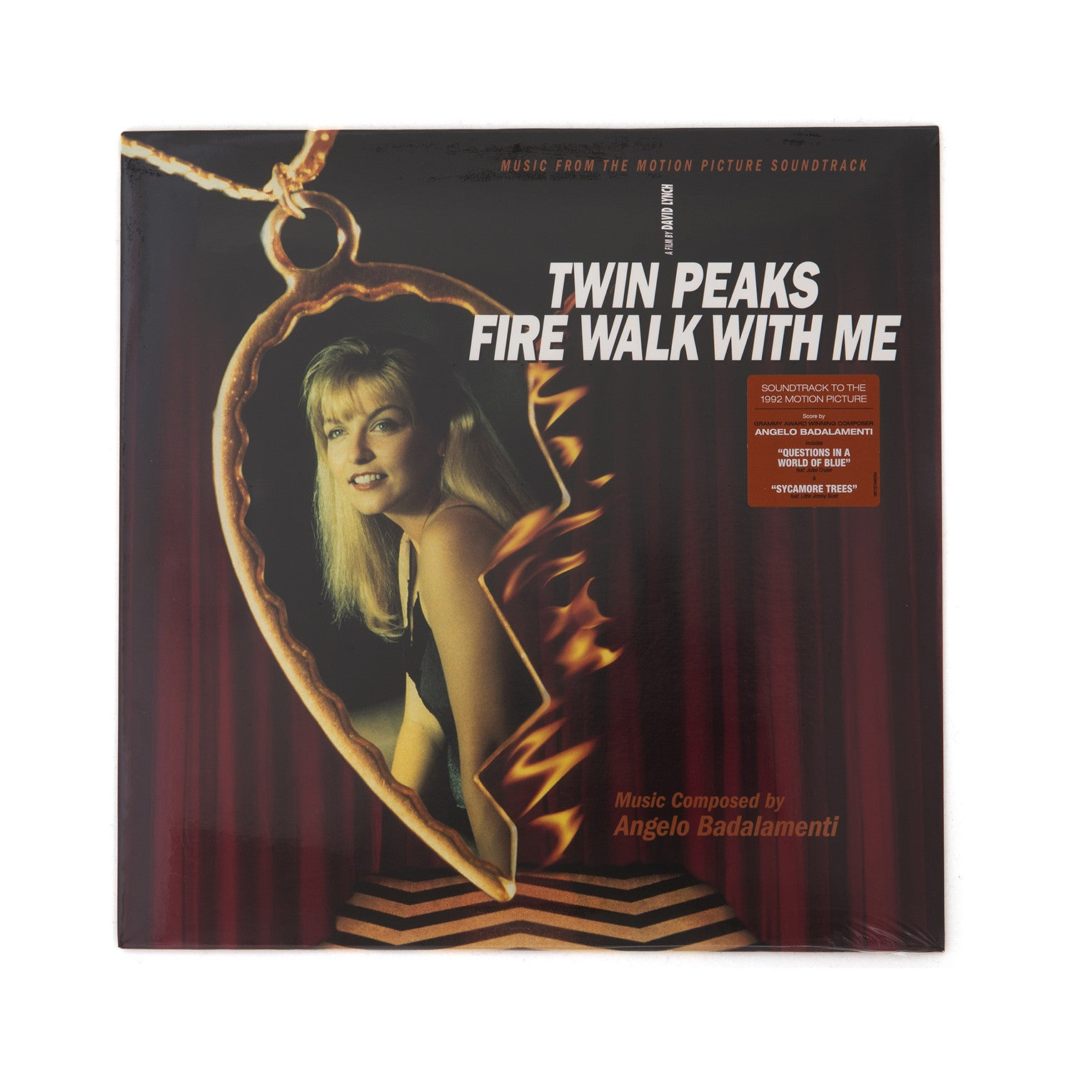 Ost - Twin Peaks - Fire Walk.. LP
