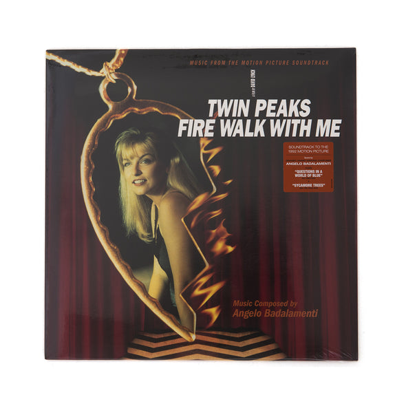 Twin Peaks Fire Walk With Me - 0081227940294