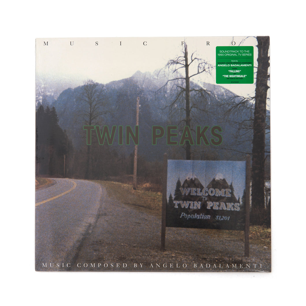 Ost - Music From Twin Peaks LP - Concrete