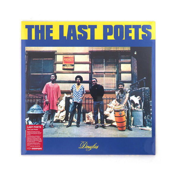 The Last Poets - Last Poets -Hq- LP - Concrete