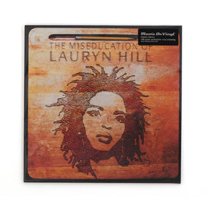 Lauryn Hill - The Miseducation Of Lauryn Hill 2-LP - Concrete