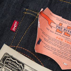 Levi's Vintage Clothing 1944 501 Jeans Rigid - Concrete