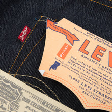 Afbeelding in Gallery-weergave laden, Levi's Vintage Clothing 1955 501 Jeans Dry Goods