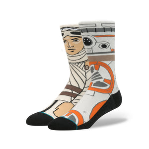 Stance | x Star Wars 'The Resistance' Tan - Concrete