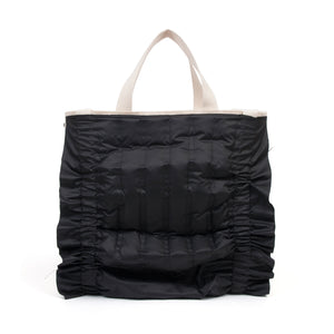 Museum of Friendship Down Tote Black
