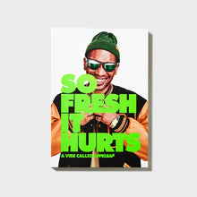 將圖像加載到畫廊查看器中Appelsap 'So Fresh It Hurts' Softcover - Concrete