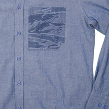 Load image into Gallery viewer, MHI Pocket Shirt Sky Blue - Concrete